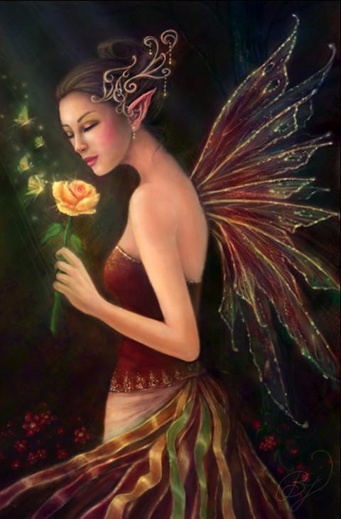 Earth fairies