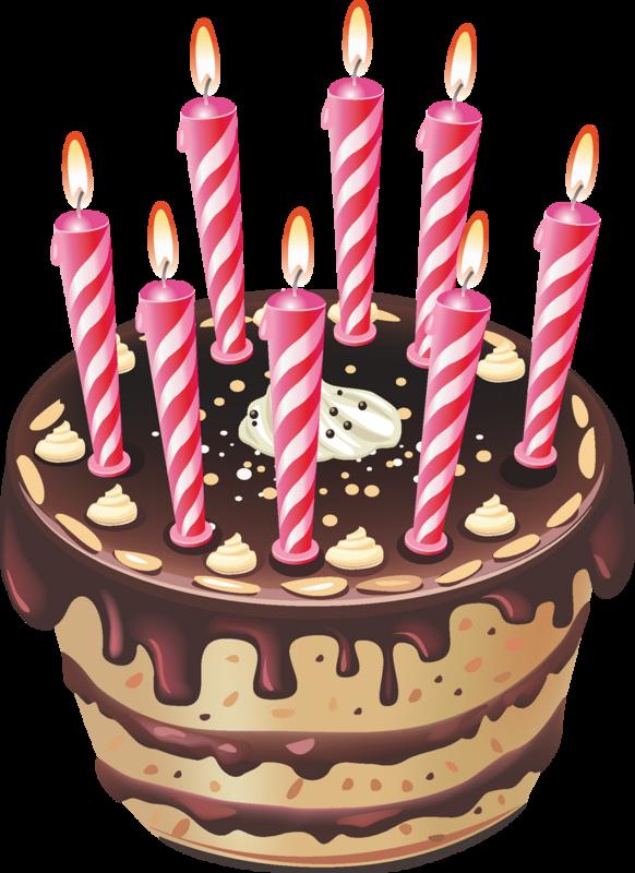 торт ко дню рождения фото